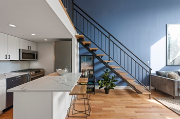 GREENPOINT 282 | Greenpoint's Newest Duplex Condominiums 2 BR for
